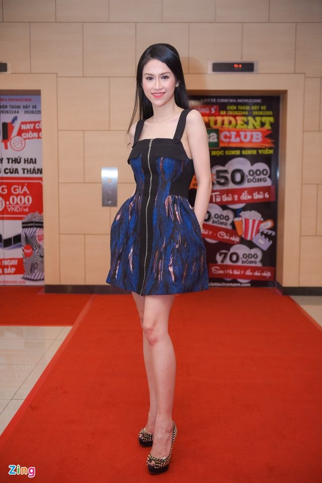 Hoa hau noi tieng Anh do di xem phim cua Lee Min Ho hinh anh 1