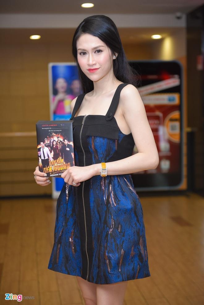 Hoa hau noi tieng Anh do di xem phim cua Lee Min Ho hinh anh 2