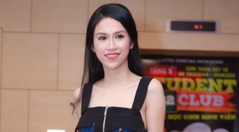 Hoa hau noi tieng Anh do di xem phim cua Lee Min Ho hinh anh