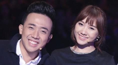 Hari Won che Tran Thanh khong dep trai nhu Son Tung M-TP hinh anh