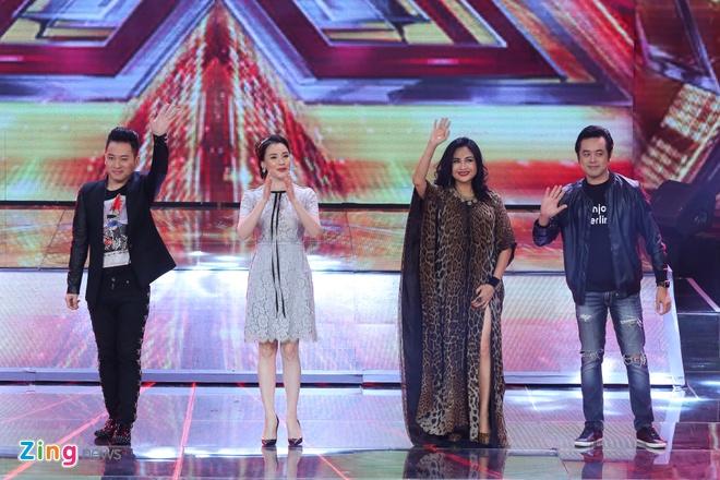 Giam khao X Factor doi hoi cac nhom nhac phai dot pha hinh anh 1