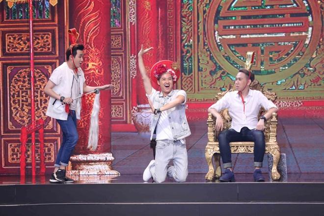 Hoai Linh, Viet Huong vang mat o Bi mat dem chu nhat mua 2 hinh anh 5