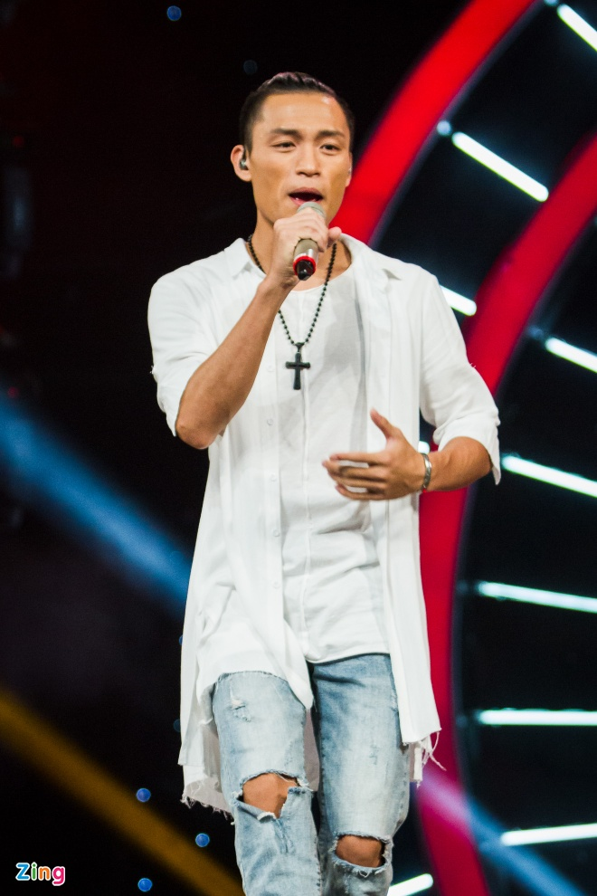 'Chang trai ban bun bo' gay chu y nhat vong truc tiep Idol hinh anh 6