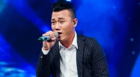 'Chang trai ban bun bo' gay chu y nhat vong truc tiep Idol hinh anh