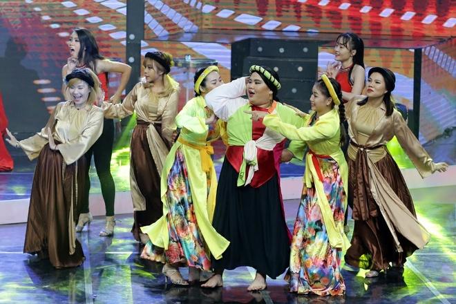 Vo Minh Lam xo nga co dau, cuop chu re o game show hinh anh 10