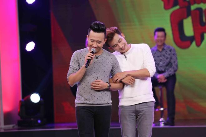 Thanh Duy Idol bi Tran Thanh 'danh' toi boi trong game show hinh anh 6
