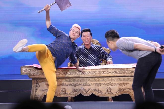Thanh Duy Idol bi Tran Thanh 'danh' toi boi trong game show hinh anh 8