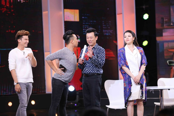 Thanh Duy Idol bi Tran Thanh 'danh' toi boi trong game show hinh anh 10