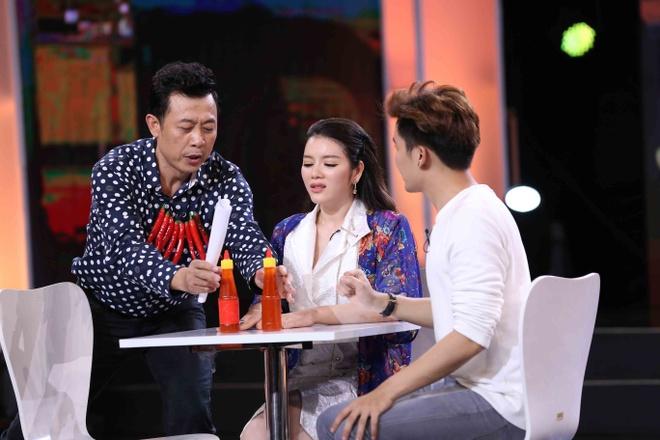 Thanh Duy Idol bi Tran Thanh 'danh' toi boi trong game show hinh anh 11
