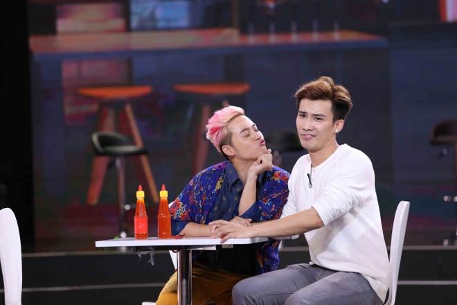 Thanh Duy Idol bi Tran Thanh 'danh' toi boi trong game show hinh anh 12