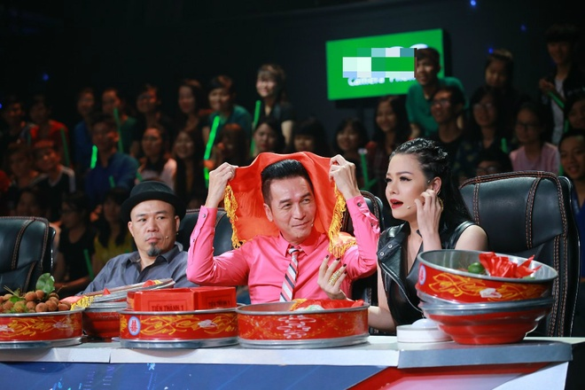 Vo Minh Lam xo nga co dau, cuop chu re o game show hinh anh 17