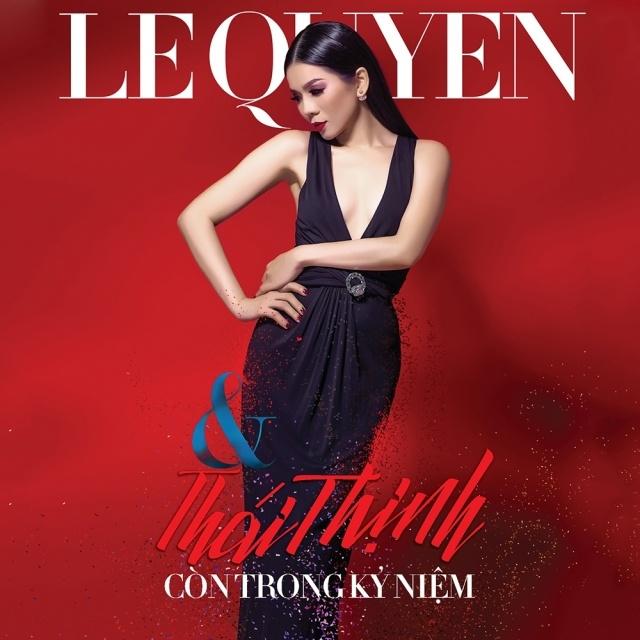 Album cua Le Quyen tro lai ngoan muc tren BXH hinh anh 1