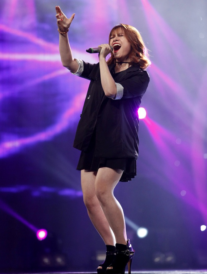 Thi sinh Vietnam Idol pha hit cua Noo Phuoc Thinh hinh anh 8