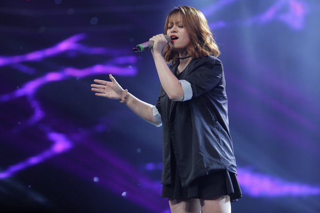 Thi sinh Vietnam Idol pha hit cua Noo Phuoc Thinh hinh anh 7