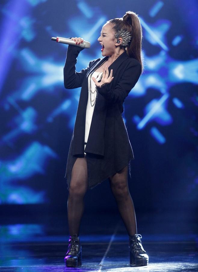 Thi sinh Vietnam Idol pha hit cua Noo Phuoc Thinh hinh anh 2