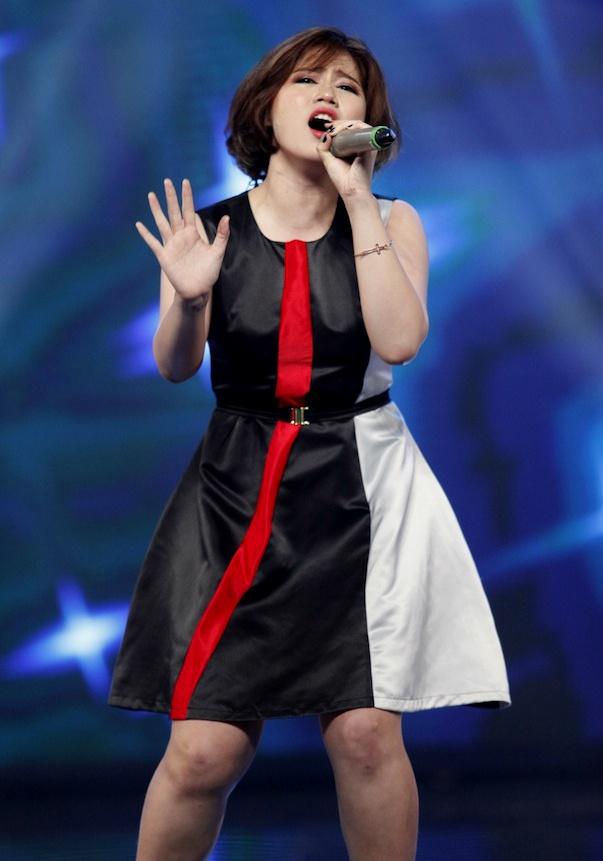Thi sinh Vietnam Idol pha hit cua Noo Phuoc Thinh hinh anh 5