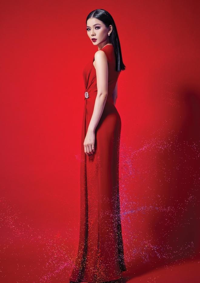 Album moi cua Trung Quan canh tranh Le Quyen tren BXH hinh anh 1