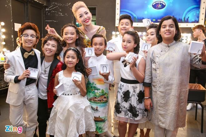 Ho Van Cuong tro thanh quan quan Vietnam Idol Kids 2016 hinh anh 10