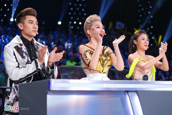 Ho Van Cuong tro thanh quan quan Vietnam Idol Kids 2016 hinh anh 12