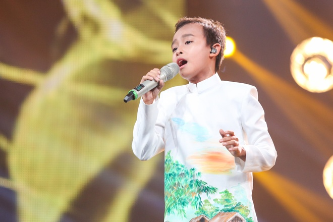 Ho Van Cuong tro thanh quan quan Vietnam Idol Kids 2016 hinh anh 15