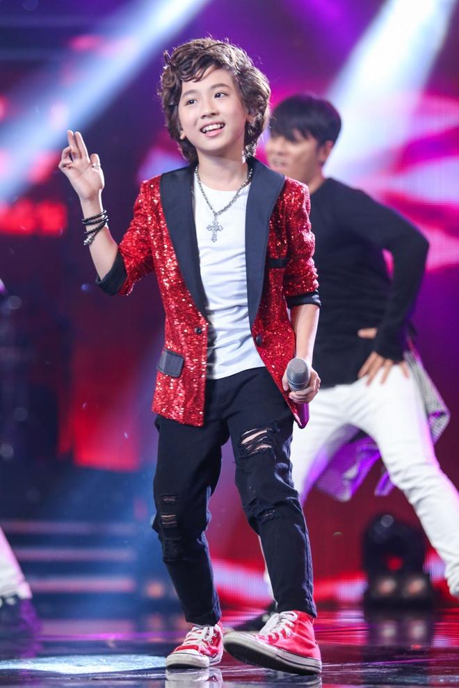 Ho Van Cuong tro thanh quan quan Vietnam Idol Kids 2016 hinh anh 17