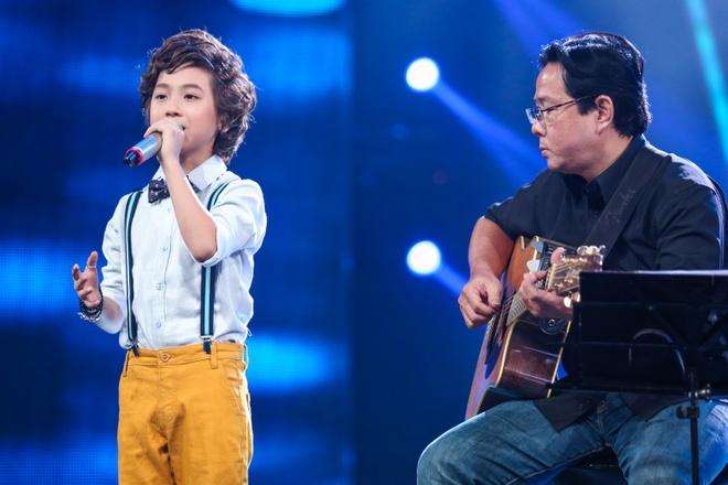Ho Van Cuong tro thanh quan quan Vietnam Idol Kids 2016 hinh anh 19