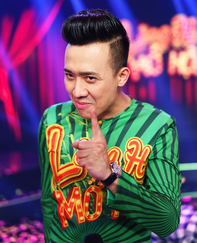 Tran Thanh cover hit cua Hari Won tren truong quay hinh anh 5