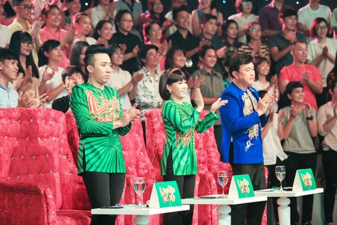 Viet Huong, Tran Thanh gian giua nuoc mat thuong cascadeur hinh anh 9