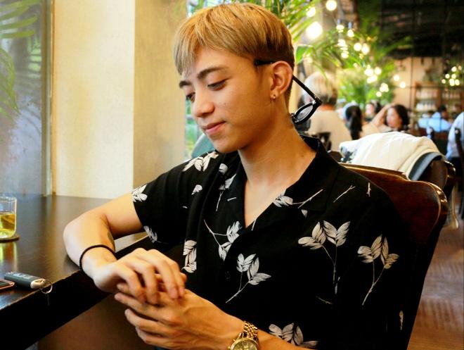 Soobin Hoang Son: Chanh long khi bi xep duoi Ha Ho, Toc Tien hinh anh 2