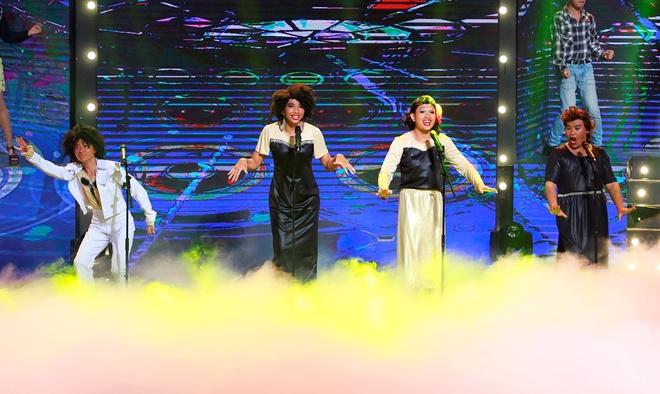 Nhat Kim Anh tai hien hinh anh Thanh Hang trong 'My nhan ke' hinh anh 13