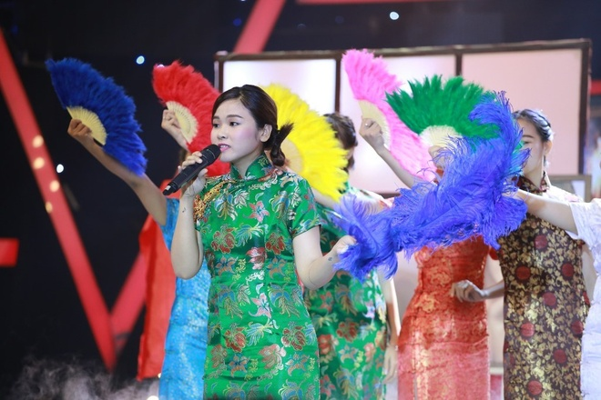 Nhat Kim Anh tai hien hinh anh Thanh Hang trong 'My nhan ke' hinh anh 1