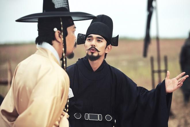 Phim 'Bo tu lua dao' cua Yoo Seung Ho cong chieu o Viet Nam hinh anh 1
