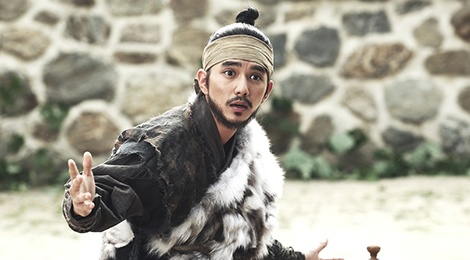 Phim 'Bo tu lua dao' cua Yoo Seung Ho cong chieu o Viet Nam hinh anh