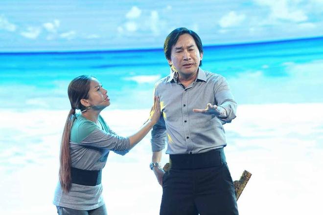 Cha con NSUT Kim Tu Long tai hien vo 'Trong Thuy – My Chau' hinh anh 1