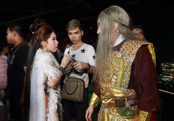 Cha con NSUT Kim Tu Long tai hien vo 'Trong Thuy – My Chau' hinh anh 2
