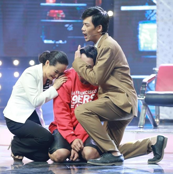 Nhat Kim Anh xuc dong truoc chuyen dong tinh cua Trang Nhung hinh anh 2