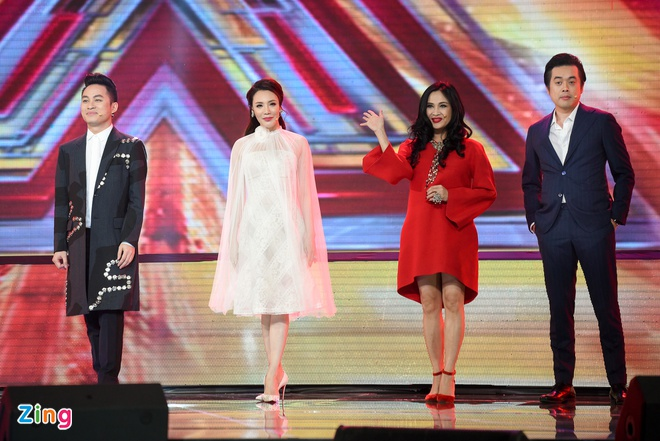 Live show 7 X Factor anh 1