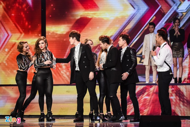 Live show 7 X Factor anh 15