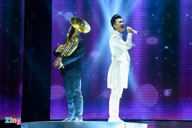 Live show 7 X Factor anh 18
