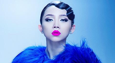 Toc Tien lam giam khao khach moi Vietnam Idol hinh anh