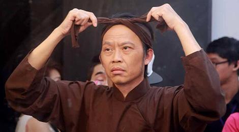 Hoai Linh phu dien cho chau gai Vu Linh o game show hinh anh