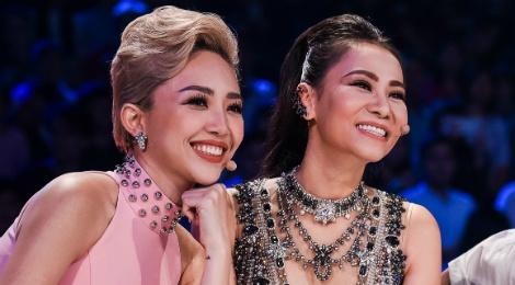 Thu Minh nhac lai scandal cua giam khao X Factor hinh anh