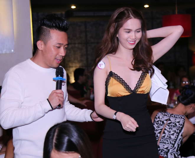 Tran Thanh goi Hari Won la 'con heo cua toi' hinh anh 2