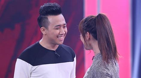 Hari Won nguong do mat khi Tran Thanh muon 'yeu den co bau' hinh anh