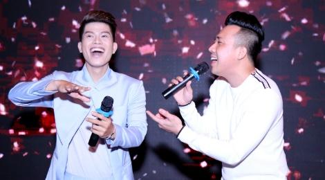 Tran Thanh goi Hari Won la 'con heo cua toi' hinh anh