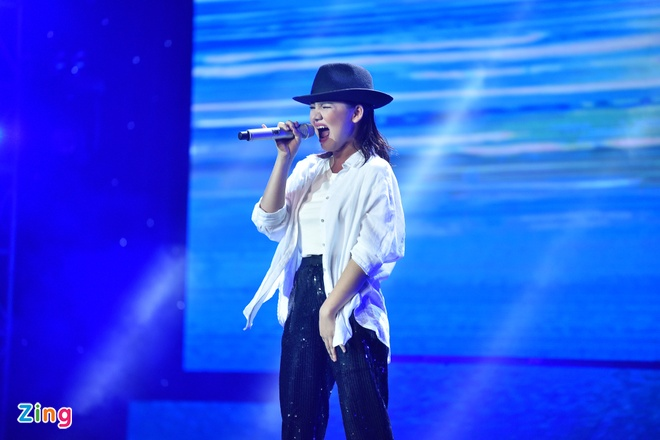 Live show 8 X Factor anh 3