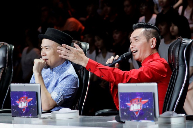 Nguyen Hung va Nhat Kim Anh tranh luan gay gat tren ghe nong hinh anh 2