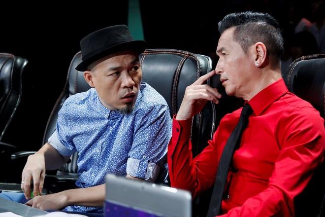 Nguyen Hung va Nhat Kim Anh tranh luan gay gat tren ghe nong hinh anh 8