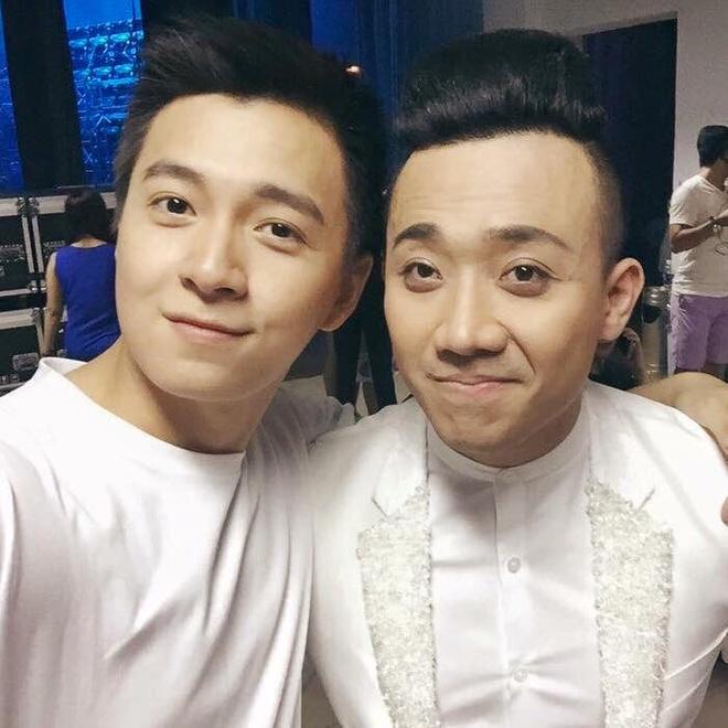 Tran Thanh, Tien Dat len tieng ve scandal cua Hari Won hinh anh 1
