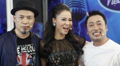 Thu Minh xuat hien tuoi tan giua scandal no nan cua chong hinh anh